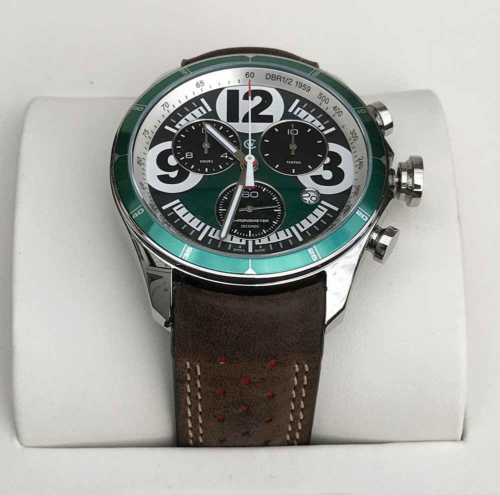 Christopher Ward Aston Martin DBR1/2 Watch
