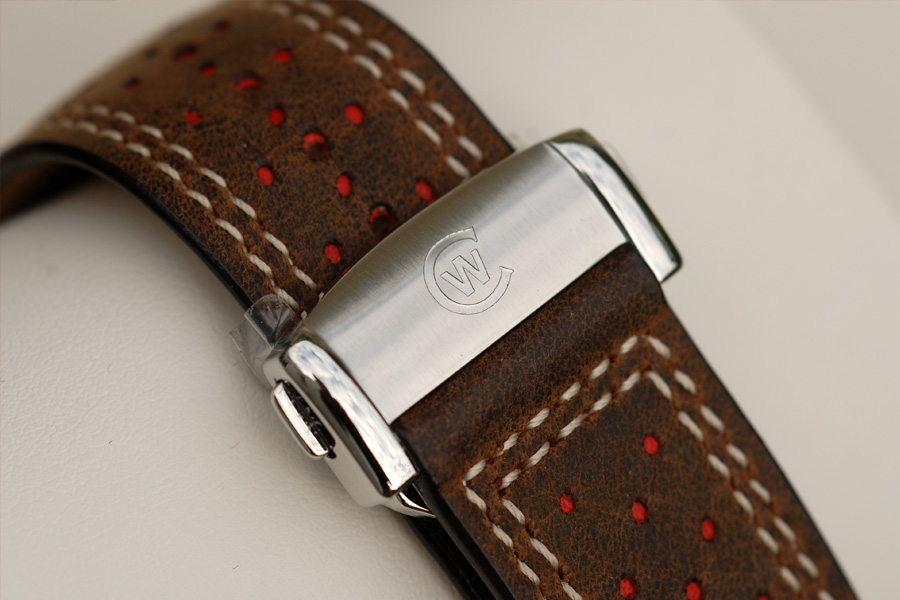 Christopher Ward Aston Martin Dbr1 2 Chronometer Tmb Horologica