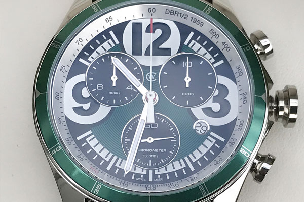 Christopher Ward Aston Martin DBR1 Watch