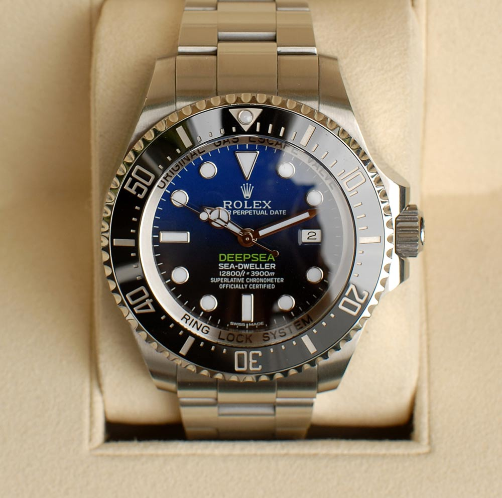 Rolex Deep Sea / Sea Dweller 116660